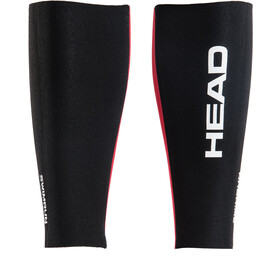 Head DF Flex Calves 3.1 Swimrun black/red